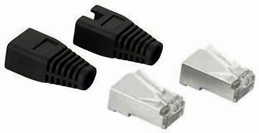 CAT-5e-Stecker 8p8c (RJ45) Stecker, gerade Pole: 8P8C 00046709 Hama 00046709 1 St.