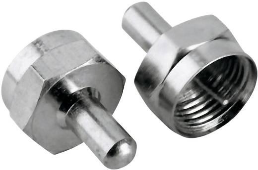 Abschlusswiderstand Hama 00047516 Silber 2 St.