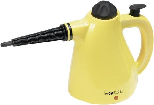 Dampfreiniger Clatronic DR 2930 283009 1000 W Gelb, Schwarz