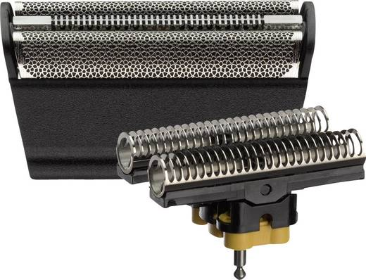 Scherfolie und Klingenblock Braun 31B - Kombipack 5000 Schwarz 1 Set