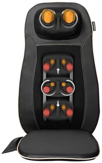 Massagesitzauflage Medisana Siège de massage Shiatsu 48 W Schwarz, Orange