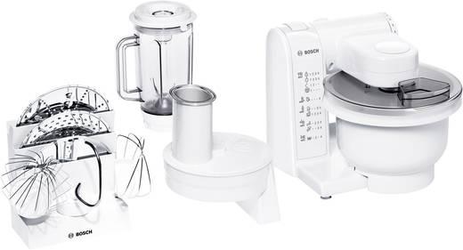 Bosch Haushalt Mum 4830 Kuchenmaschine 600 W Weiss Kaufen