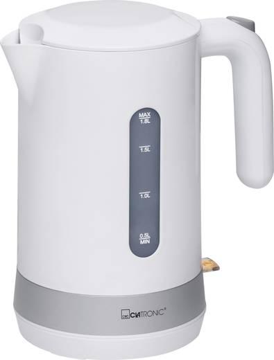 Wasserkocher schnurlos Clatronic WK 3452 Weiß
