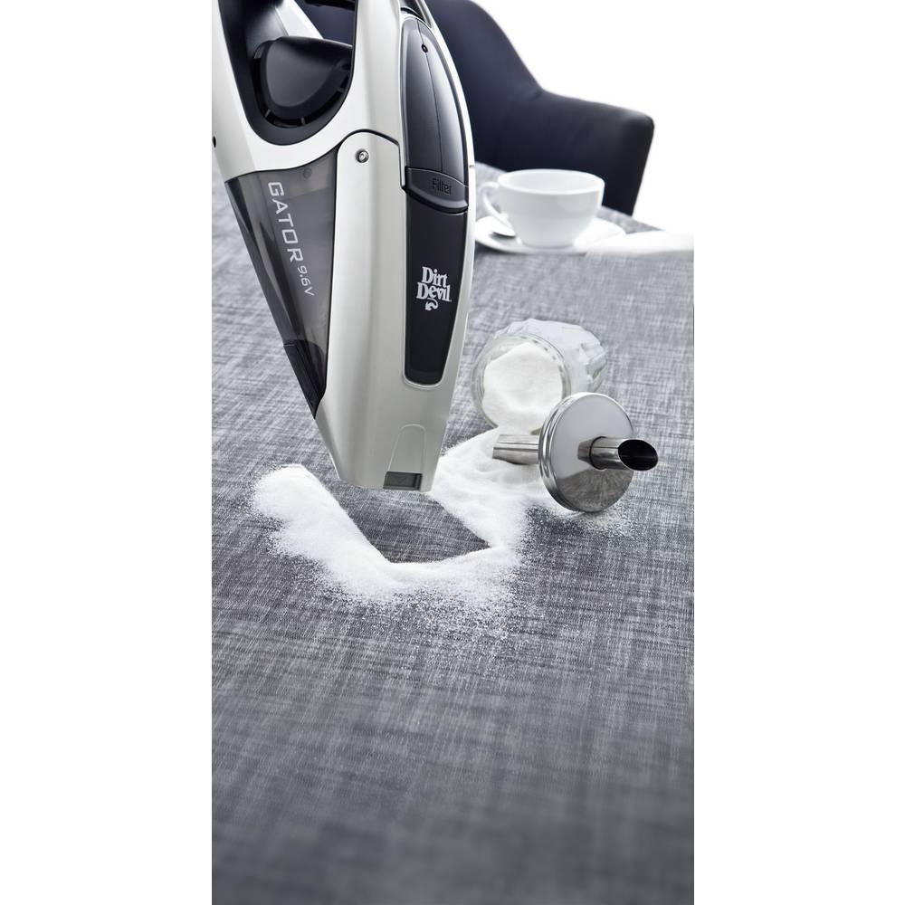 aspirateur main sans fil dirt devil gator m135 9 6 v eec. Black Bedroom Furniture Sets. Home Design Ideas