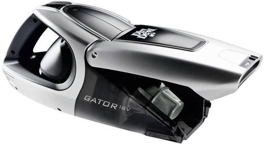 Akku-Handstaubsauger Dirt Devil GATOR M137 18 V Schwarz-Silber