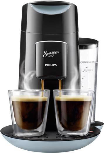 SENSEO® Twist Misty blue & black HD7870/60 Kaffeepadmaschine Schwarz