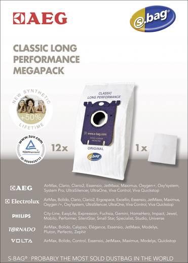 Staubsaugerbeutel-Vorteilspack AEG Electrolux GR201M Megapack 12 St.