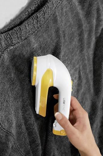 Fusselrasierer Clatronic 1 St. Gelb-Weiß