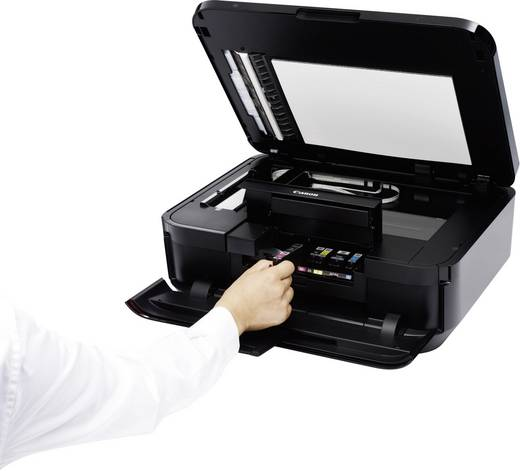Canon PIXMA MX925 Tintenstrahl-Multifunktionsdrucker A4 Drucker, Scanner, Kopierer, Fax LAN, WLAN, Duplex, ADF