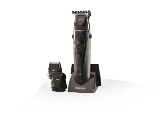 Bartschneider, Haarschneider Grundig MT6742 abwaschbar Schwarz