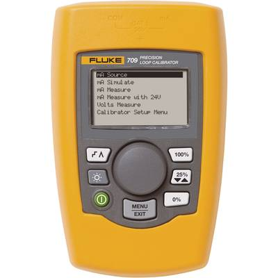 Fluke 709H Kalibrator Kalibriert nach DAkkS Strom 6x Micro-Batterie AAA (enthalten) Preisvergleich