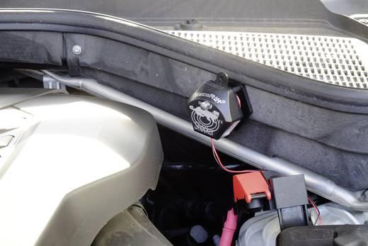 Marderabwehr SecoRüt 90126 Puissant repousse-martres optique et à ultrasons mit Optikschutz 12 V, 24 V 1 St.