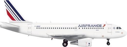 Luftfahrzeug 1:200 Herpa Air France Airbus A319 555371