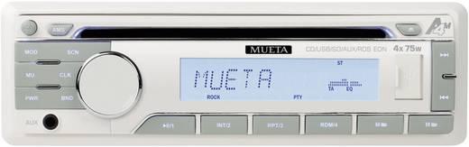 Autoradio Mueta A4M Marine Spritzwassergeschützt