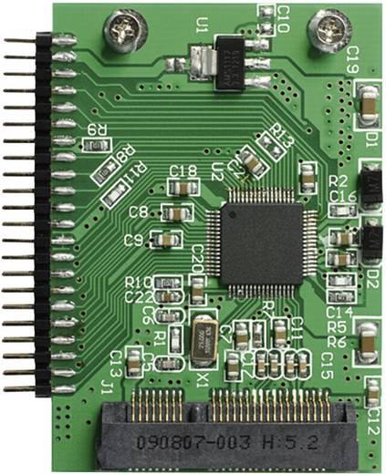 Schnittstellen-Konverter [1x IDE-Stecker 44pol. - 1x MiniSATA-Buchse] Delock 124395