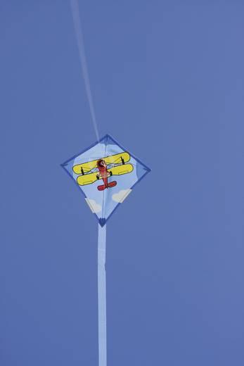 Einleiner Drachen HQ Mini-Eddy Biplane Spannweite 300 mm Windstärken-Eignung 3 - 6 bft