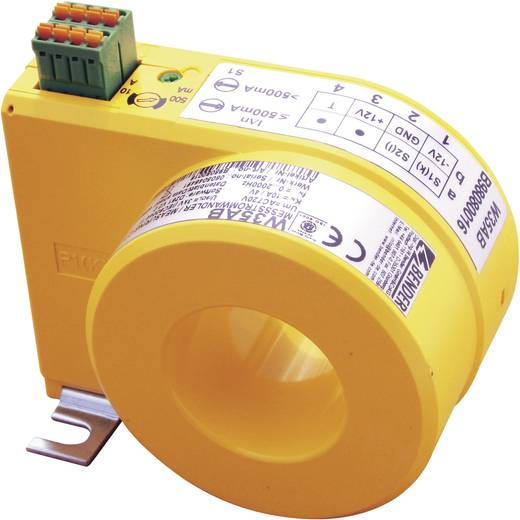 Bender W20AB Stromwandler Leiterdurchführung Ø:20 mm 10 - 500 mA