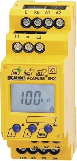 Bender ISOMETER® IR420-D4-2 Isolationsüberwachung IR420-D4-2 1 - 200 kΩ