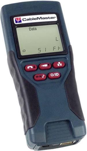 Psiber Data CableMaster CM450 Kabel-Prüfgerät, Kabel- und Verdrahtungstester mit Längenmessung