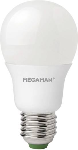 LED E27 Glühlampenform 5.5 W = 40 W Warmweiß (Ø x L) 60 mm x 109 mm EEK: A+ Megaman 1 St.