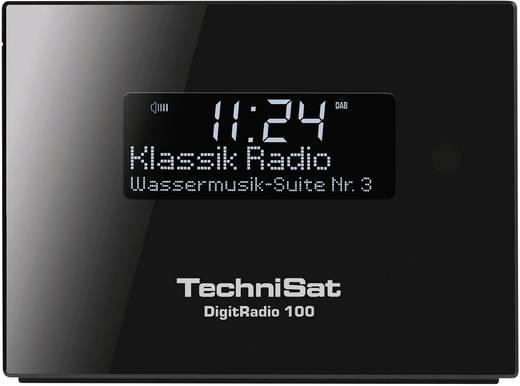 TechniSat DigitRadio 100 DAB+ Radio-Adapter Bluetooth®, DAB+, UKW Schwarz