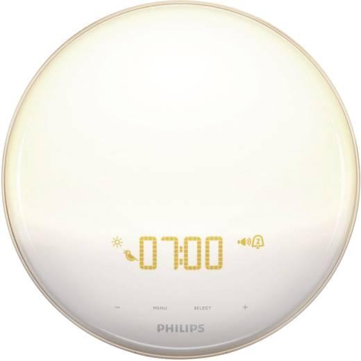 Philips HF3520/01 Wake-up Light, Weiß