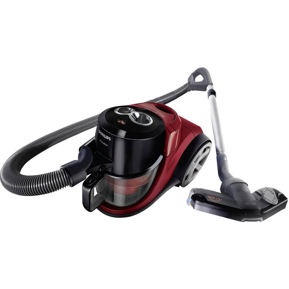 aspirateur sans sac philips marathon 2200 w rouge sur le site internet conrad 399521. Black Bedroom Furniture Sets. Home Design Ideas