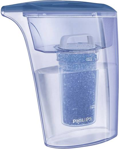 Wasserfilter Philips IronCare waterfilter 1 St. Blau, Transparent