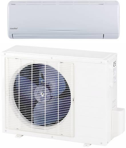 Inverter Split-Klimagerät EEK Heizen/Kühlen: A+/A++ 3500 W 40 m² Comfee by Midea MSR23-12HRDN1 Weiß
