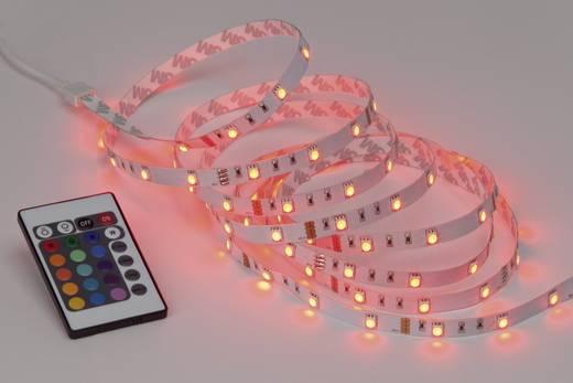 LED-Streifen-Komplettset mit Stecker 230 V 300 cm Warm-Weiß Brilliant G93932A72