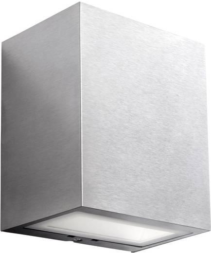 LED-Außenwandleuchte 3 W Warm-Weiß Philips Lighting Ledino 17209/47/16 Edelstahl