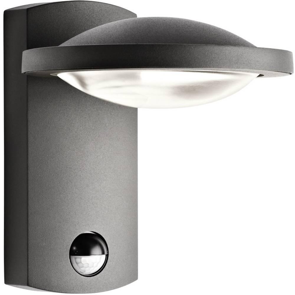 philips lighting lampada da parete per esterni con rilevatore di movimento ledino 1 x 7 5 w On philips lampade esterno