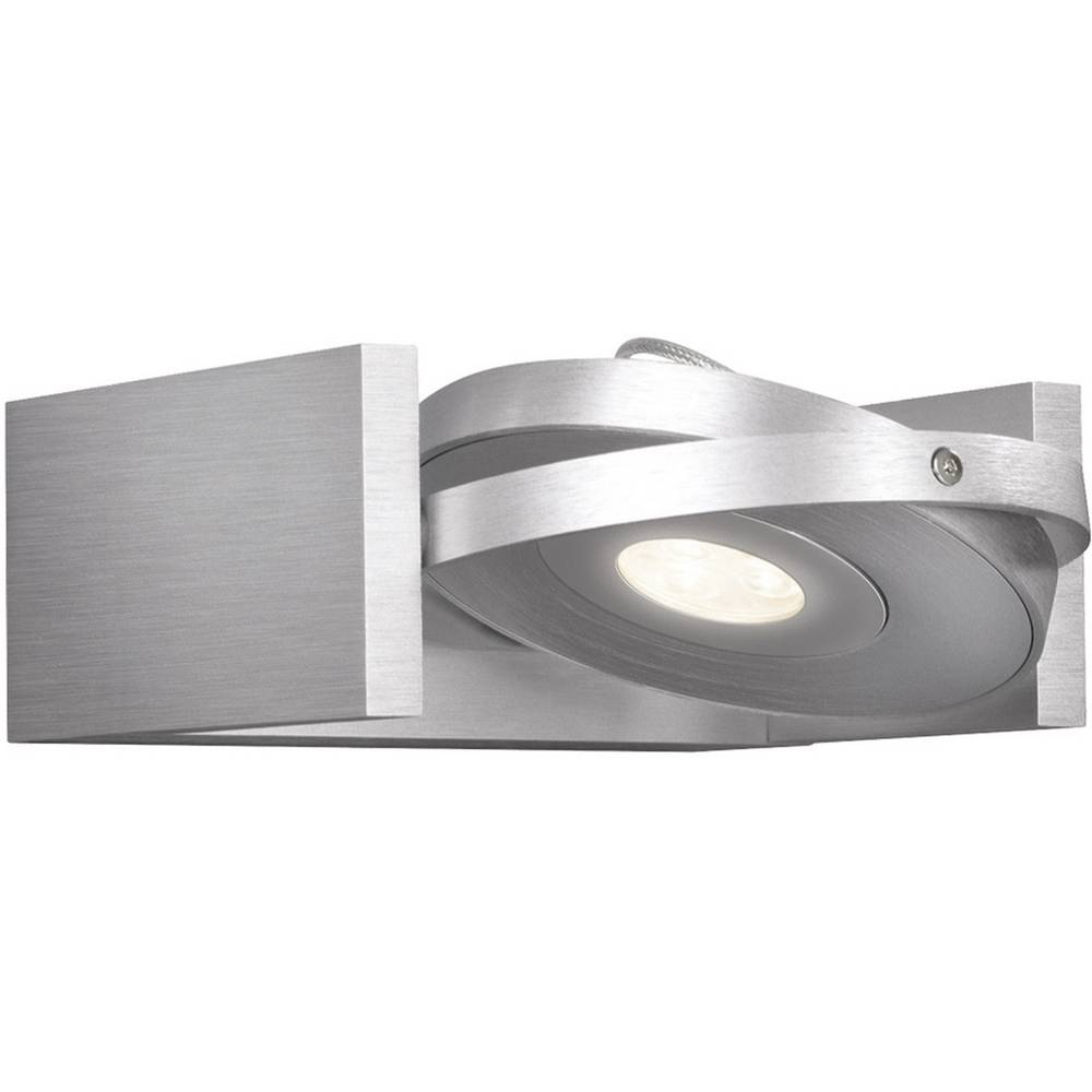 Applique murale led philips lighting ledino 6 w argent sur for Applique philips led