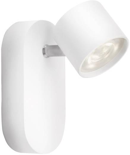 LED-Wandstrahler 4 W Warm-Weiß Philips Lighting 56240/31/16 Weiß