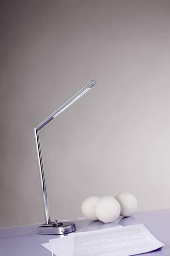 LED-Schreibtischleuchte 2.4 W Tageslicht-Weiß Paulmann Work 79391 Chrom