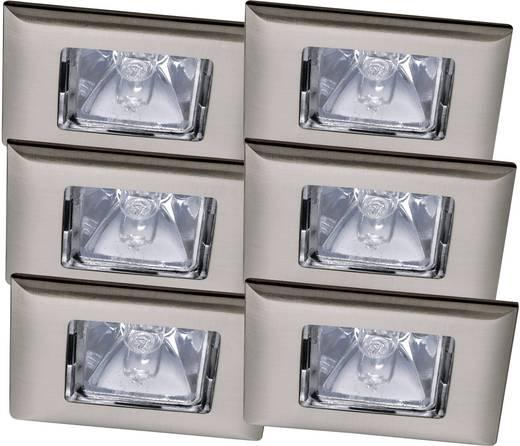 bad einbauleuchte 6er set halogen gu5 3 210 w ip44 paulmann premium line eisen kaufen. Black Bedroom Furniture Sets. Home Design Ideas