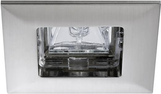 Bad-Einbauleuchte 4er Set Halogen GU5.3 140 W IP44 Paulmann Quadro Eisen