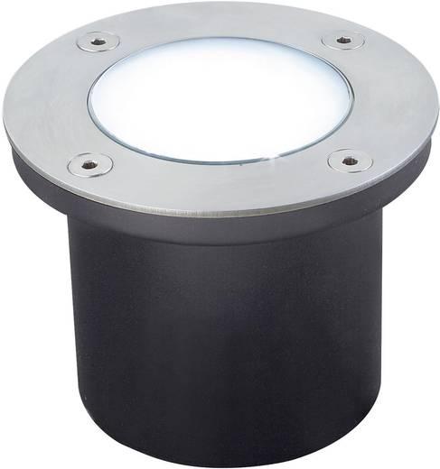 LED-Außeneinbauleuchte 3er Set 3.6 W Paulmann Boden 98877 Edelstahl