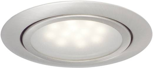 LED-Einbauleuchte 3er Set 3 W Warm-Weiß Paulmann Micro Line 99812 Eisen