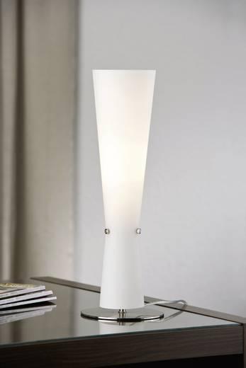 Lampenschirm handgefertigt Paulmann Biodola 99843 Glas, Opal