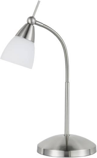Nachttischlampe Eco Halogen G9 35 W Paul Neuhaus Pino 4430-55 Stahl