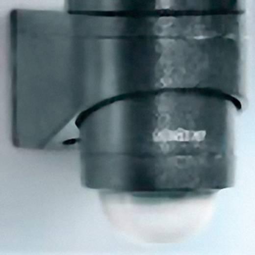 Außenstrahler mit Bewegungsmelder Halogen 150 W R7s Steinel HS 150 DUO Schwarz