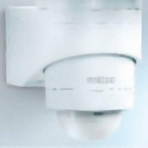 Außenstrahler mit Bewegungsmelder Halogen 150 W R7s Steinel HS 150 DUO Weiß