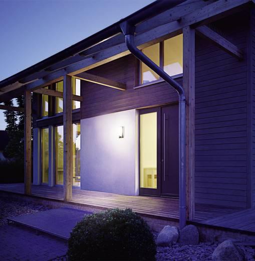 au enwandleuchte mit bewegungsmelder energiesparlampe led e27 100 w steinel l 860 s 642112. Black Bedroom Furniture Sets. Home Design Ideas