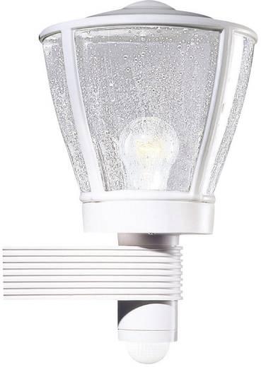 Außenwandleuchte mit Bewegungsmelder LED E27 60 W Steinel Professional 612917 Weiß