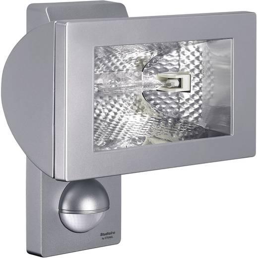 Steinel Sensor-Halogenstrahler HS 502, silber