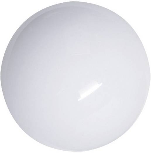 Deckenleuchte mit Bewegungsmelder Energiesparlampe, LED G24q-1 13 W Steinel RS 50 732516 Weiß