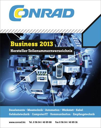Hersteller-Teilenummernverzeichnis Business 2013 - Band 1