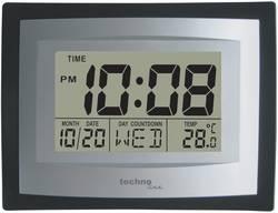 Digitální nástěnné hodiny Techno Line Jumbo, WS 8004, 35 x 220 x 170 mm