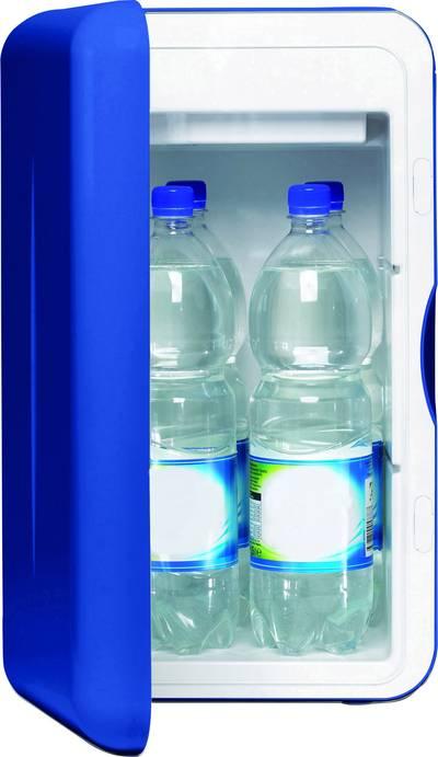 Mini frigorifero (frigo per le feste) Termoelettrico F16 230 V Blu 14 l Classe energetica=A++ MobiCool